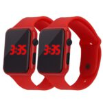 2-Pcs-Unisex-Digital-Watch-LED-Electronic-Watch-Silicone-Strap-Men-And-Women-Watch-Sport-Digital-Watches-montre-homme-2020