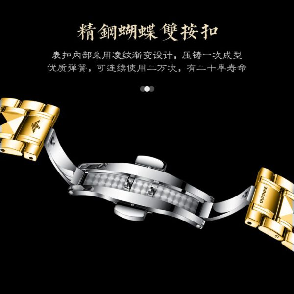 Mechanical Watch Men Luxury Classic Automatic Wristwatch TOP Brand MIYOTA Movement Collection Watches for Men reloj hombre
