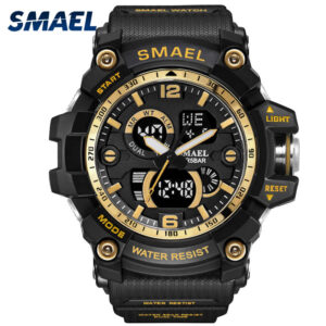 S Shock Military Watches Army Men's Wristwatch LED Quartz Watch Digtial Dual Time Men Clock 1617 reloj hombre Sport Watch Army