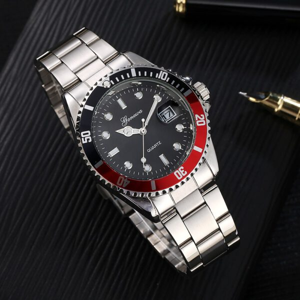 Men's Watch Mechanical Watch Men Automatic Classic Rose Gold stainless steel dress Mechanical Wrist Watches Reloj Hombre gift f3