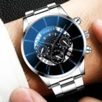 Watch-Fashion-Cool-Unique-Digital-Literal-Multi-Layer-Dial-Men-Quartz-Quartz-Clock-Casual-Mesh-Waterproof-Sport-Belt-Wrist-Watch