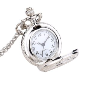 New fashion creative pocket watch neutral quartz pocket watch fashion light pendant small pocket watch gift карманные часы 50*