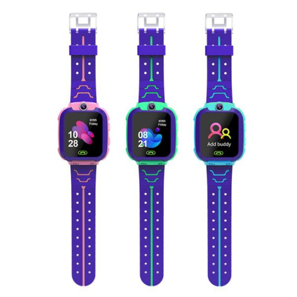 Kids Smart Watch LBS SmartWatches Antil-lost Baby Watch for Children Call Location Finder Locator Tracker smart Wristband