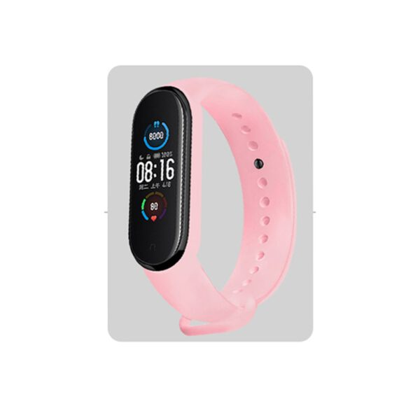 M5 Sport Smart Watch Men Women Heart Rate Monitor Blood Pressure Fitness Tracker Smartwatch Band 5 Sport Watch for IOS Android