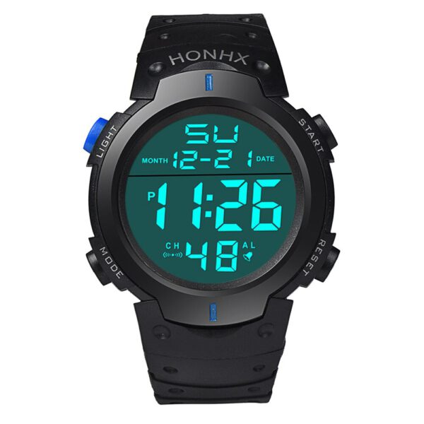 Fashion Men Digital Watches Waterproof Mens Sport Quartz Wristwatches Relogio Masculino Military LED Men Electronic watches