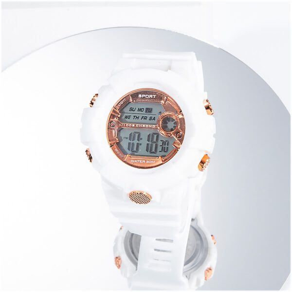 Simple Fashion Women Men Watches Casual Transparent Digital Sport Watch Ladies Electronic Watches Kid's Wristwatch Reloj Mujer