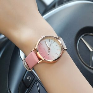 YOLAKO brand watches for women Casual Quartz Leather Band New Strap female watch clock women Analog wristwatch horloge vrouw 03*