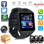 Smart-Watch-Phone-Camera-SIM-call-watch–Android-ios-Compatible-Watch-Support-TF-card-DZ09-For-Dropshipping-and-wholesale