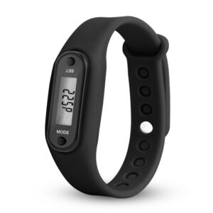 Dropship 1 Pc Run Step Watch Bracelet Pedometer Calorie Counter Digital LCD Walking Distance #0822