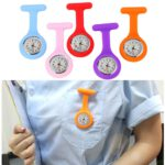 Hot-Sell-Fashion-Pocket-Watches-Silicone-Nurse-Watch-Brooch-Tunic-Fob-Watch-With-Free-Battery-Doctor-Medical-reloj-de-bolsillo
