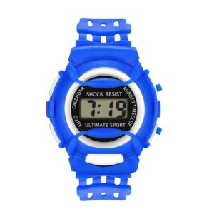 Sport Children Girls Boys Analog Digital LED Watches Electronic Waterproof Wrist Watch New Kid Clock Relogio Saat 2019 Gift