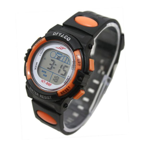 209 child watch digital LED Light children wrist watch Alarm Date Digital Multifunction 3Bar Sports Watches orologi bambini #L05