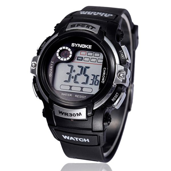 Best Sell Digital Watches Mens ,Fashion Jelly Gel Sports Men LED Electronic Wristwatch Boys Male Clocks Hours Masculino #Zer
