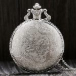 Vintage-Silver-Charming-Gold-Train-Carved-Openable-Hollow-Steampunk-Quartz-Pocket-Watch-Men-Women-Necklace-Pendant-Clock-Gifts