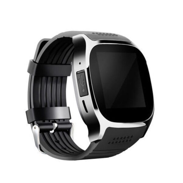 T8 Smart Watch with Camera 1.54 inch Touch Screen Support SIM TF Card Bluetooth Smartwatch Waterproof For iPhone Samsung Phone