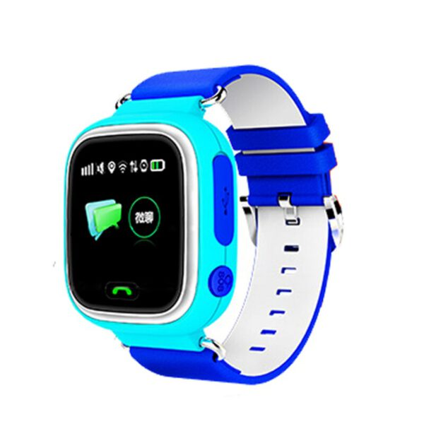 Children Smart Watch Q90 GPS baby watch with Wifi touch screen SOS Call Location DeviceTracker for Kid Safe Anti-Lost Monitor