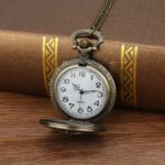 2019-Personalized-Pattern-Steampunk-Vintage-reloj-relogio-montre-Watches-chain-cep-saati-Hour-Quartz-Roman-Numerals-Pocket-Watch