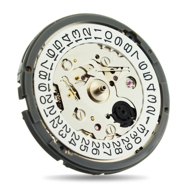 Janedream NH35 High Accuracy Automatic Mechanical Watch Wrist Movement Day Date Set Mechanical Wristwatches for men