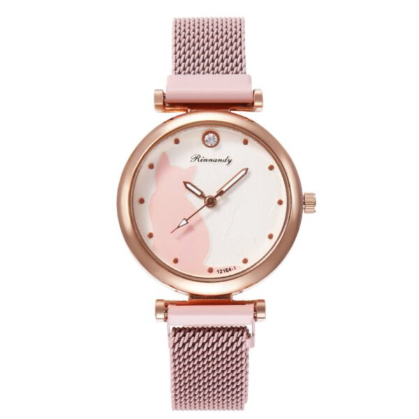 Fashion Simple Magnet Buckle Alloy With Women's Watch High Quality Casual Wristwatch Gift for Female Dropshipping Relogio #10