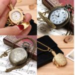 Fashion-Turtle-Shape-Unisex-Quartz-Pocket-Watch-Jewelry-Alloy-Chain-Pendant-Necklace-Man-Women's-watch-Gift-relogio-masculino-f3