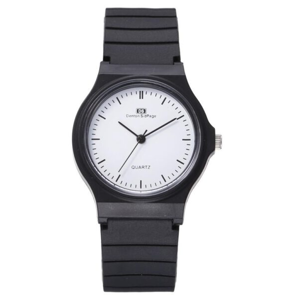 Men Business Watch Simple Silicone Strap Analog Quartz Watch Male Sport Watches Clock mens watches top brand luxury reloj hombre