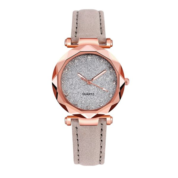 Womens Watches Top Brand Luxury Casual Female Wristwatch Crystal Women Casual Quartz Wrist Watch Fashion Relogio Feminino